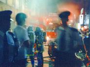 火から守るイメージ